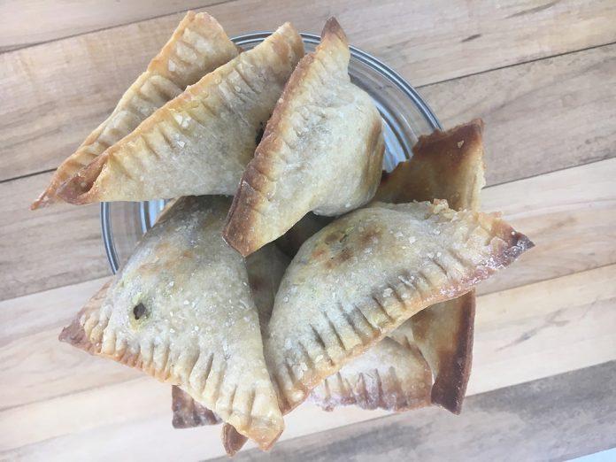 baked samosas