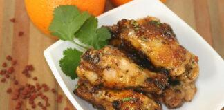 achiote annatto chicken wings